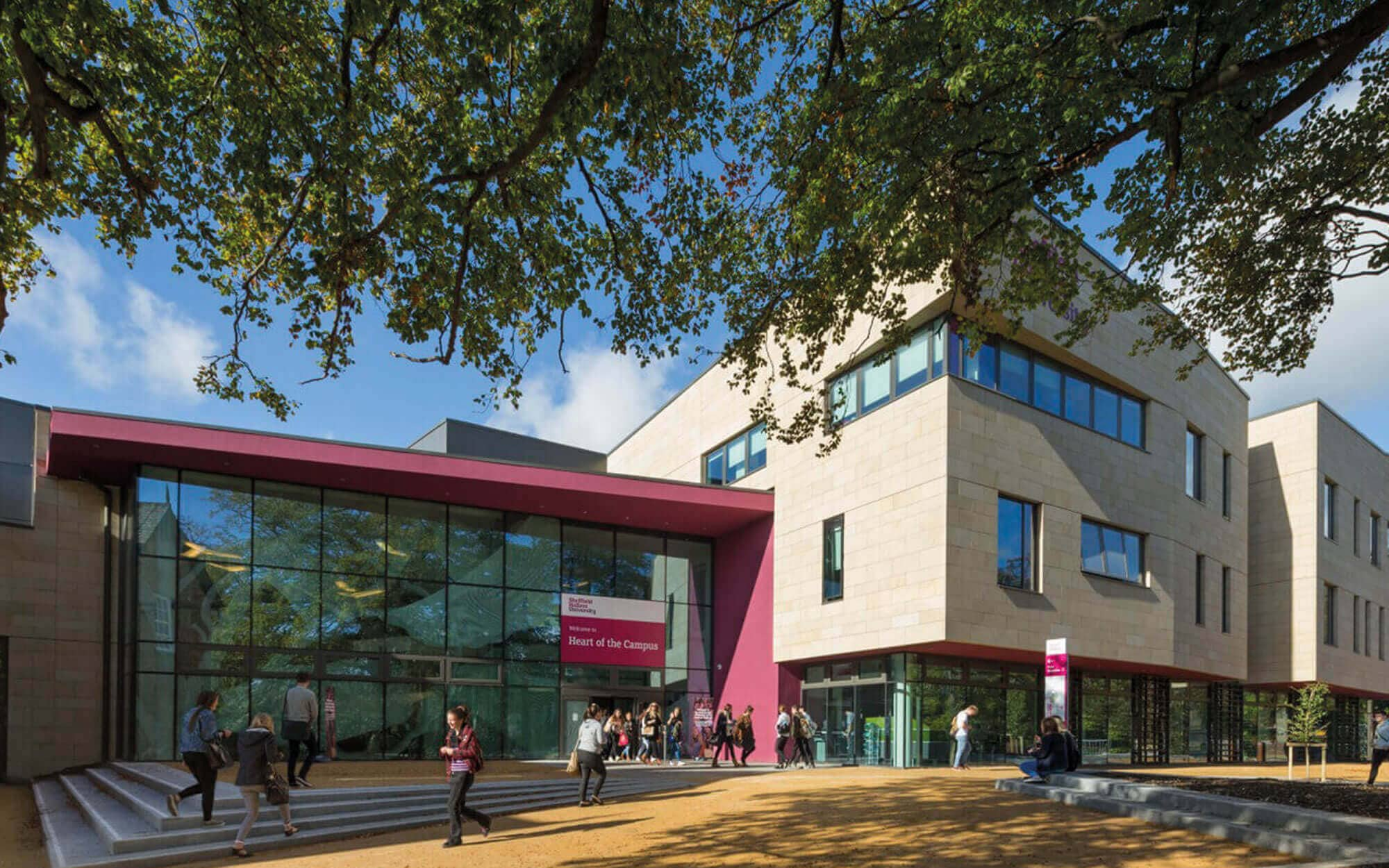 Collegiate Campus and Ecclesall Road