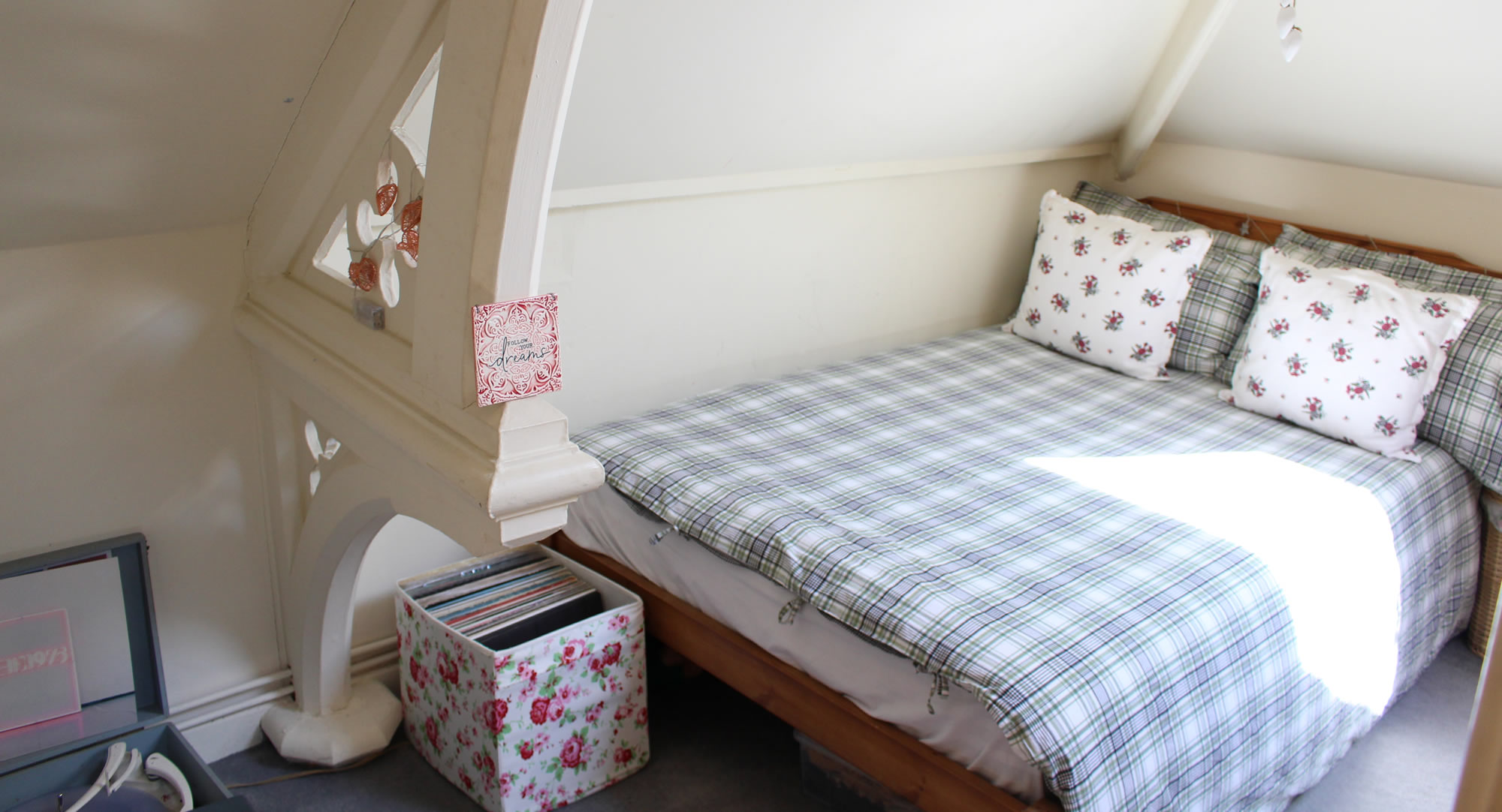 Double Beds in every bedroom