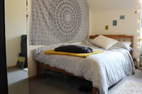 Study bedrooms in Faifield Lodge