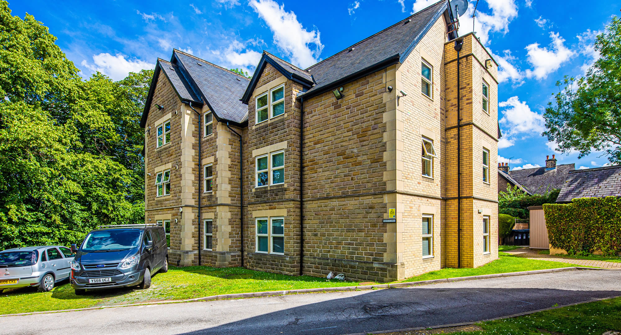 Fairfield Lodge Student Accommodation