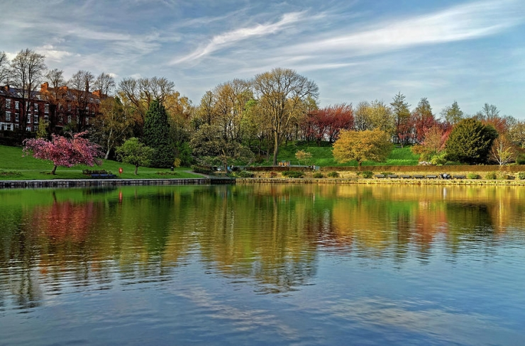 The Best Sheffield Parks